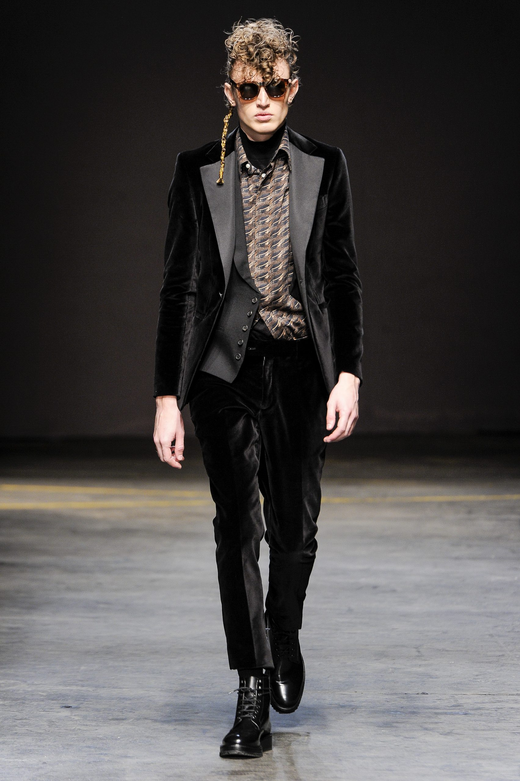 Runway House Of A Sauvage